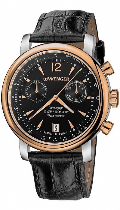 Wenger Classic 01.1043.113 Urban Vintage chrono