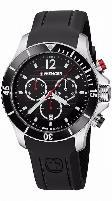Wenger Sea Force 01.0643.108 Sport Dynamic Chrono