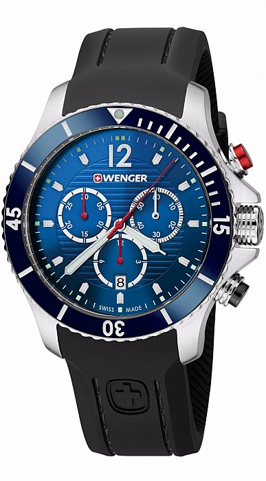 Wenger Sea Force 01.0643.110 Sport Dynamic Chrono