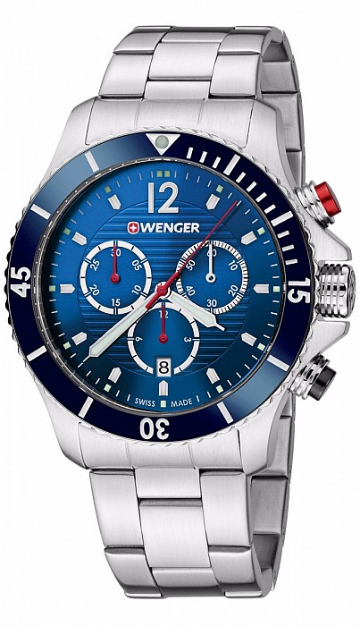 Wenger Sea Force 01.0643.111 Sport Dynamic Chrono