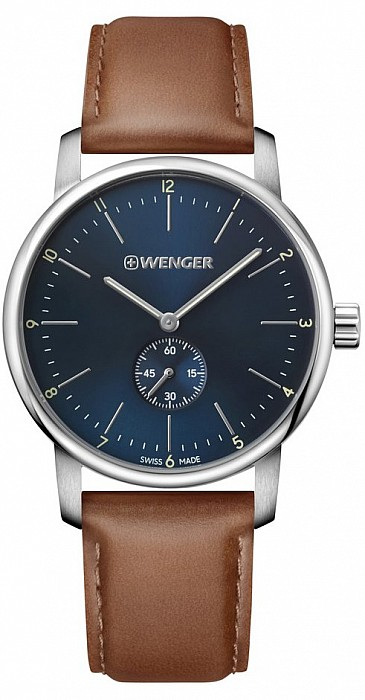 Wenger Classic 01.1741.103 Urban Classic small second