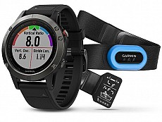 Garmin Fenix 5 Gray Optic TRI Performer Black Band s GPS