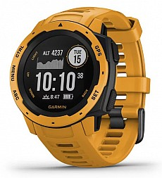 Garmin Instinct Yellow Optic s GPS