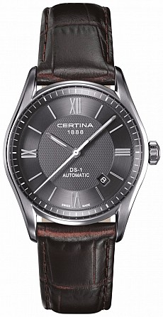 Certina DS-1 C006.407.16.088.00 Roman Automatic