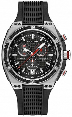 Certina DS Eagle C023.739.27.051.00 Chronograph GMT