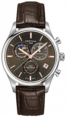 Certina DS-8 C033.450.16.081.00 Moon Phase