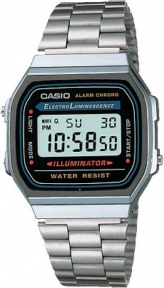 Casio Collection A168A-1