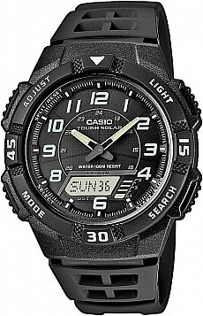 Casio Collection AQ-S800W-1BVEF Solar