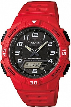 Casio Collection AQ-S800W-4BVEF Solar