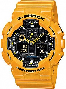 Casio G-Shock GA-100A-9AER