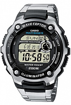 Casio Radio Controlled WV-200DE-1AVER Wave Ceptor