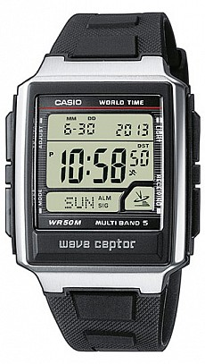Casio Radio Controlled WV-59E-1AVEF Wave Ceptor