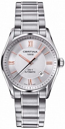 Certina DS-1 C006.407.11.038.01 Roman Automatic