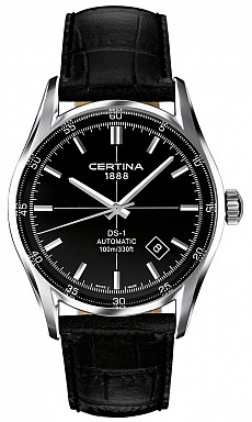 Certina DS-1 C006.407.16.051.00 Index Automatic