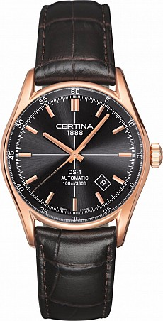 Certina DS-1 C006.407.36.081.00 Index Automatic