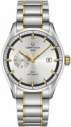 Certina DS-1 C006.428.22.031.00 Small Second Automatic
