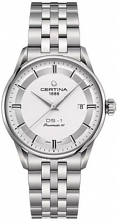 Certina DS-1 C029.807.11.031.60 Powermatic 80 Automatic Himalaya SPECIAL EDITION
