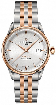 Certina DS-1 C029.807.22.031.00 Powermatic 80 Automatic