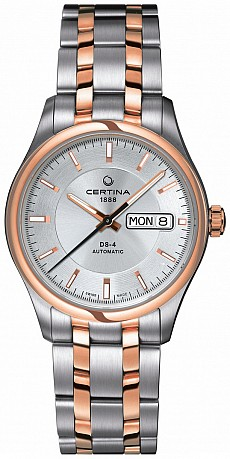 Certina DS-4 C022.430.22.031.00 Date-Date Automatic