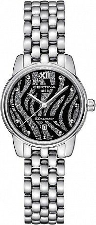 Certina DS-8 C033.051.11.058.00 Lady Quartz COSC Chronometer Original