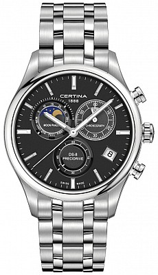 Certina DS-8 C033.450.11.051.00 Moon Phase