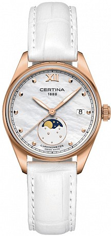 Certina DS-8 C033.257.36.118.00 Lady Moon Phase