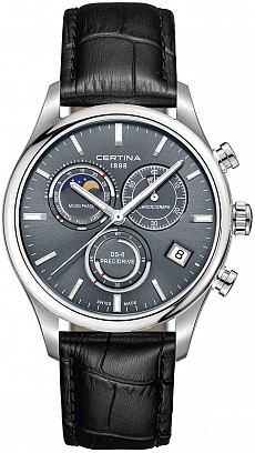 Certina DS-8 C033.450.16.351.00 Moon Phase