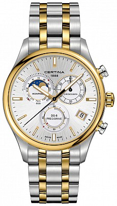 Certina DS-8 C033.450.22.031.00 Moon Phase