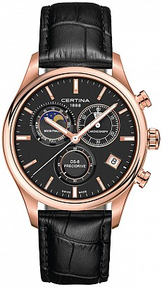 Certina DS-8 C033.450.36.051.00 Moon Phase