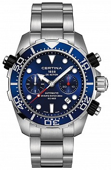 Certina DS Action C013.427.11.041.00 Diver's Watch Gent Automatic