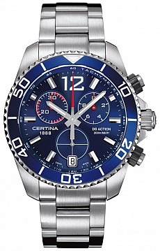 Certina DS Action C013.417.11.047.00 Chrono