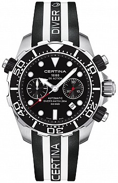 Certina DS Action C013.427.17.051.00 Diver's Watch Gent Automatic