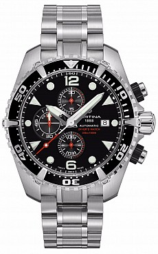 Certina DS Action C032.427.11.051.00 Chronograph Diver's Watch Automatic
