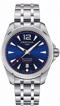 Certina DS Action C032.851.11.047.00 GENT Precidrive
