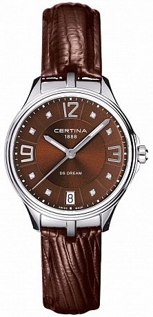 Certina DS Dream C021.210.16.296.00 Lady