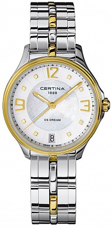 Certina DS Dream C021.210.22.116.00 Lady
