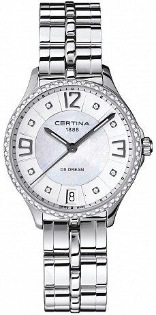 Certina DS Dream C021.210.61.116.00 Lady