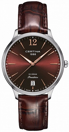 Certina DS Dream C021.810.16.297.00 38 MM