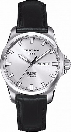 Certina DS First C014.407.16.031.00 Day-Date Automatic