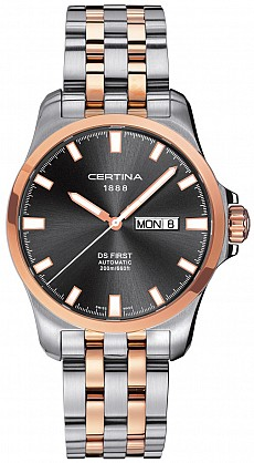 Certina DS First C014.407.22.081.00 Day-Date Automatic