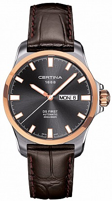 Certina DS First C014.407.26.081.00 Day-Date Automatic