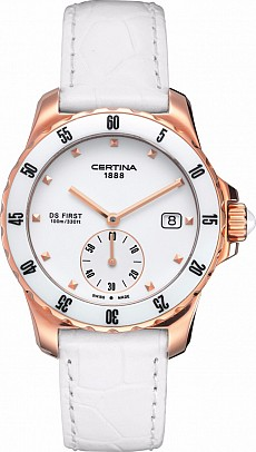 Certina DS First C014.235.36.011.00 Lady ceramic