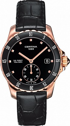 Certina DS First C014.235.36.051.00 Lady ceramic