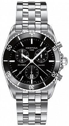 Certina DS First C014.417.11.051.00 Ceramic Chrono