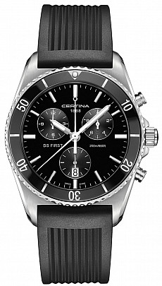 Certina DS First C014.417.17.051.00 Ceramic Chrono