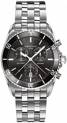Certina DS First C014.417.44.081.00 Ceramic Chrono