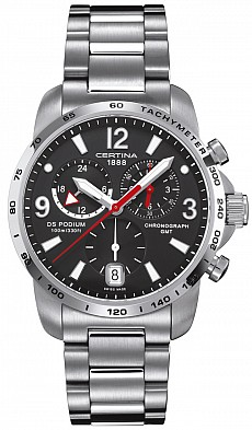 Certina DS Podium C001.639.11.057.00 Big Size Chrono GMT