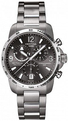 Certina DS Podium C001.639.44.087.00 Big Size Chrono GMT