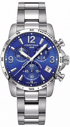 Certina DS Podium C034.417.11.047.00 Chrono Precidrive