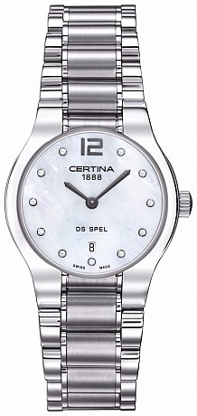 Certina DS Spel C012.209.11.116.00 Lady